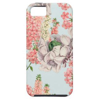 Flower, hortensias pink gardenias details celestia tough iPhone 5 case