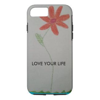 flower i-phone 6 phone case