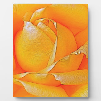 Flower Image manipulated for artistic effect (1).J Display Plaques