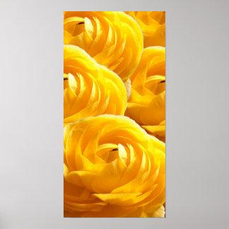 Flower-Impressions II Poster