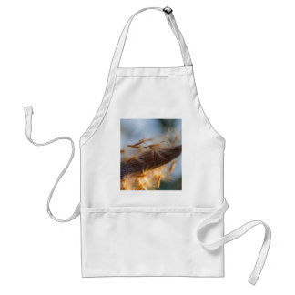 flower in autumn aprons