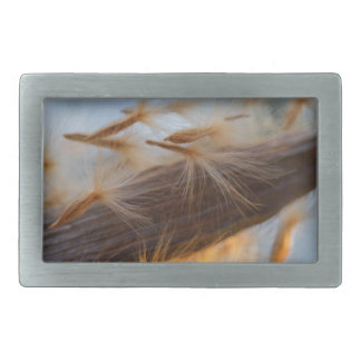 flower in autumn rectangular belt buckles