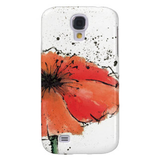 Flower in Full Bloom Galaxy S4 Case