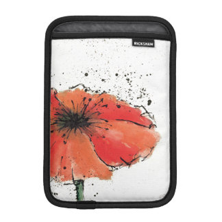 Flower in Full Bloom iPad Mini Sleeve