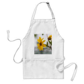 flower in the fog standard apron