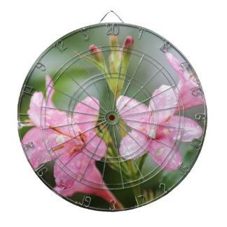 flower in the garden dartboard