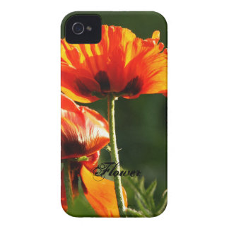 Flower iPhone 4/4S ID Case iPhone 4 Case-Mate Case