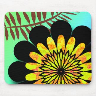 Flower Jungle Focal Mousepad