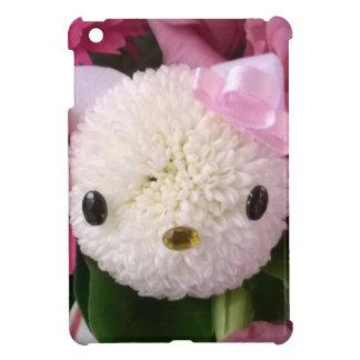 Flower Kitty iPad Mini Covers