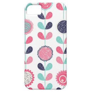 Flower leafs iPhone 5 case
