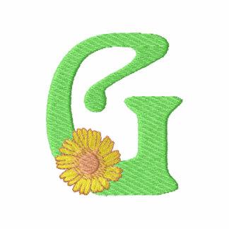 Flower Letter G