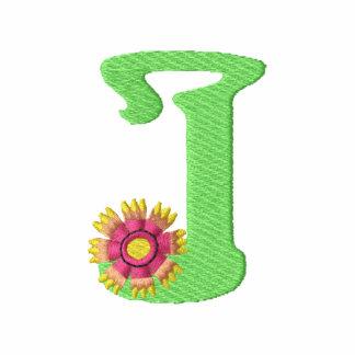 Flower Letter I