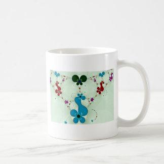 Flower like White flowers Mug
