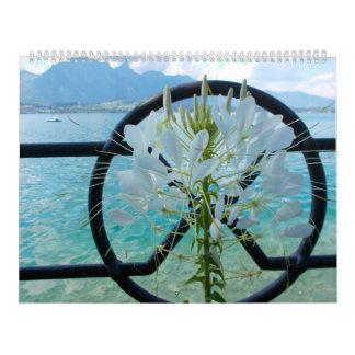 Flower Love Calendar No. 4