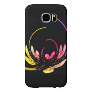 Flower love samsung galaxy s6 cases