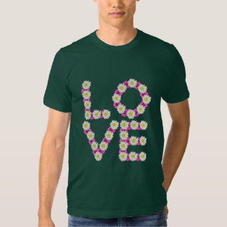 Flower Love shirt - choose style & color