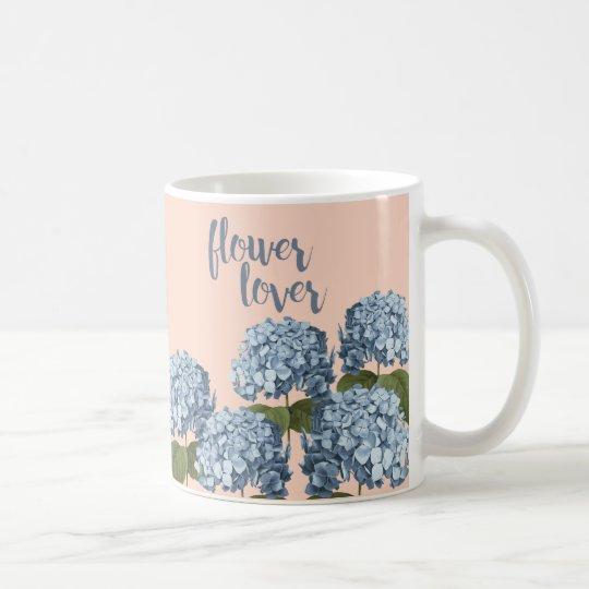 Flower Lover Floral Mug