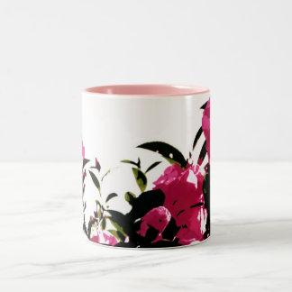 Flower Mag Mugs
