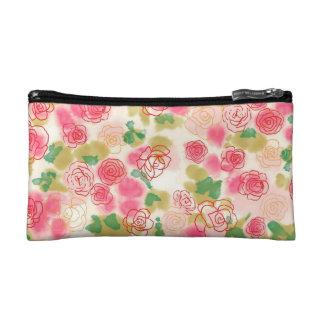 Flower Makeup Bag