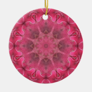 Flower Mandala 40 Christmas Ornament