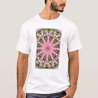Flower Mandala, Bleeding heart T-Shirt