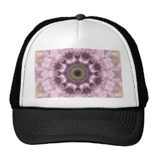 Flower mandala trucker hats