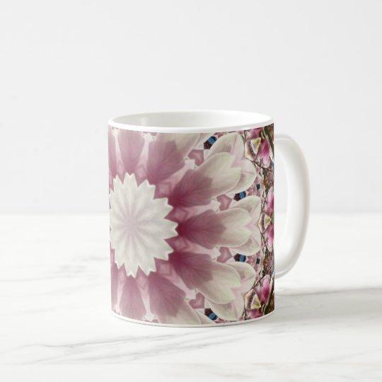Flower Mandala, springtime glory Coffee Mug