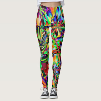 Flower Market Leggings