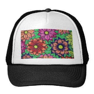 flower mass trucker hats