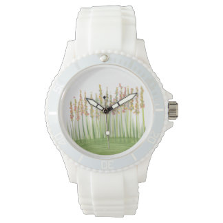 Flower meadow watch