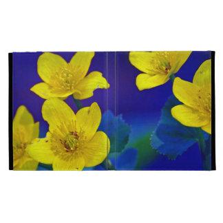 Flower mf 518 iPad folio cover