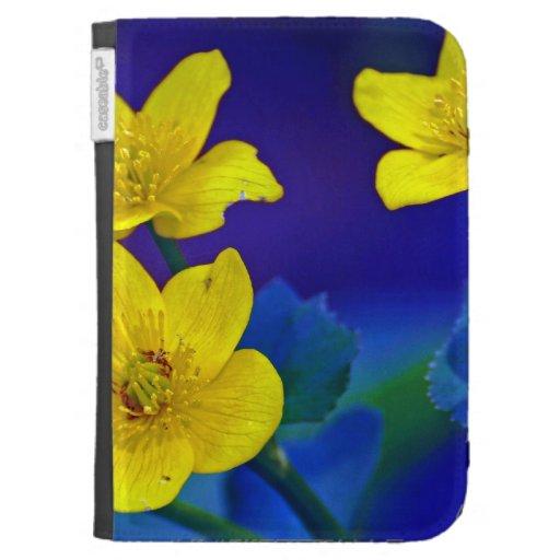Flower mf 518 kindle folio cases