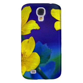 Flower mf 518 galaxy s4 case