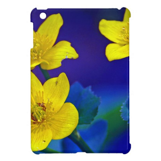 Flower mf 518 cover for the iPad mini