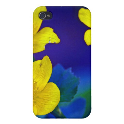 Flower mf 518 cases for iPhone 4
