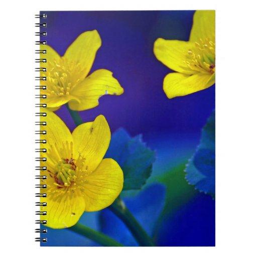 Flower mf 518 note books