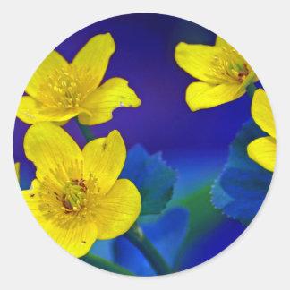 Flower mf 518 stickers