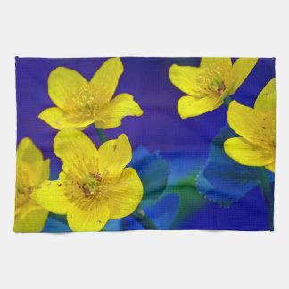 Flower mf 518 kitchen towel