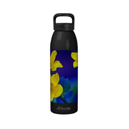 Flower mf 518 water bottle