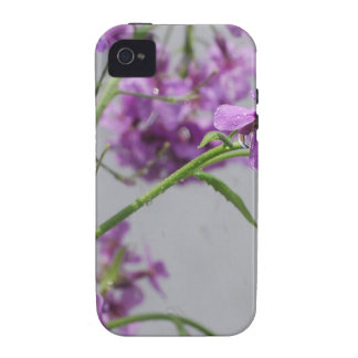 Flower mf 60 iPhone 4 cover