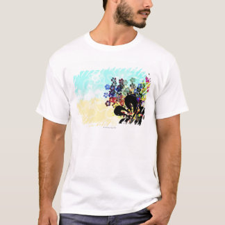 Flower Montage T-Shirt