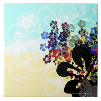 Flower Montage Tile