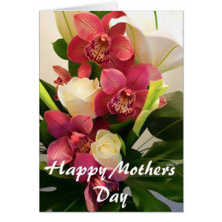 Flower MothersDay card