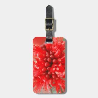 Flower Of Dwarf Boerbean, Sabi Sands Luggage Tag