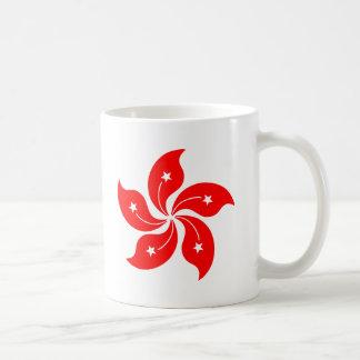 Flower of Hong Kong Coffee Mug