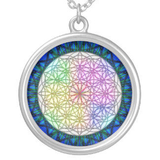 Flower of Life (24) Pendant