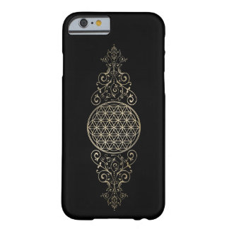 Flower of Life / Blume des Lebens - vintage IX Barely There iPhone 6 Case