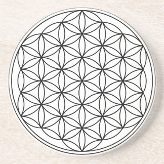 Flower of Life Coaster