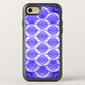 Flower of Life Crystal Grid OtterBox Symmetry iPhone 7 Case