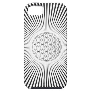 Flower of Life Explosion Tough iPhone 5 Case